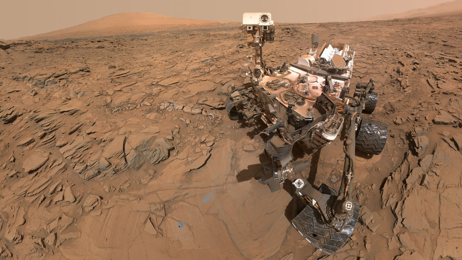 "Mars Science Laboratory ""Curiosity"""