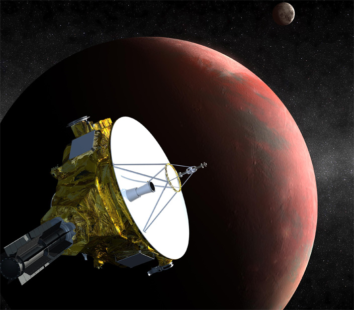 New Horizons Mission Description