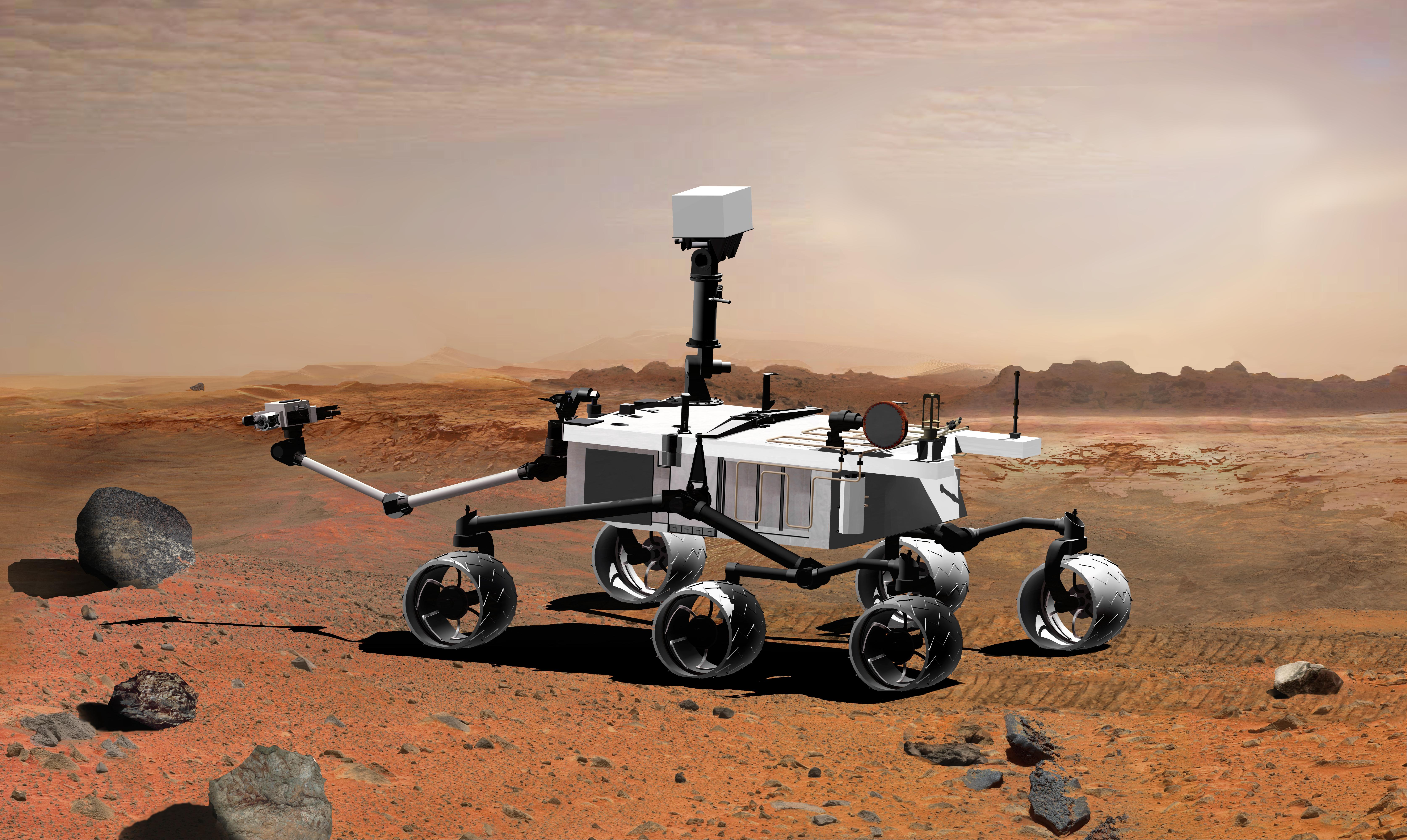 In late 2011, NASA plans to launch the largest, most capable rover ever sent to another planet.